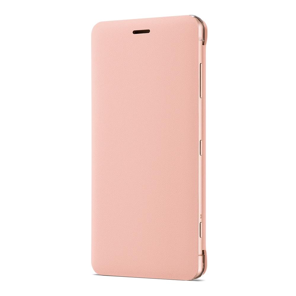SCSH50/P Чехол-подставка Xperia XZ2 Compact, цвет розовый