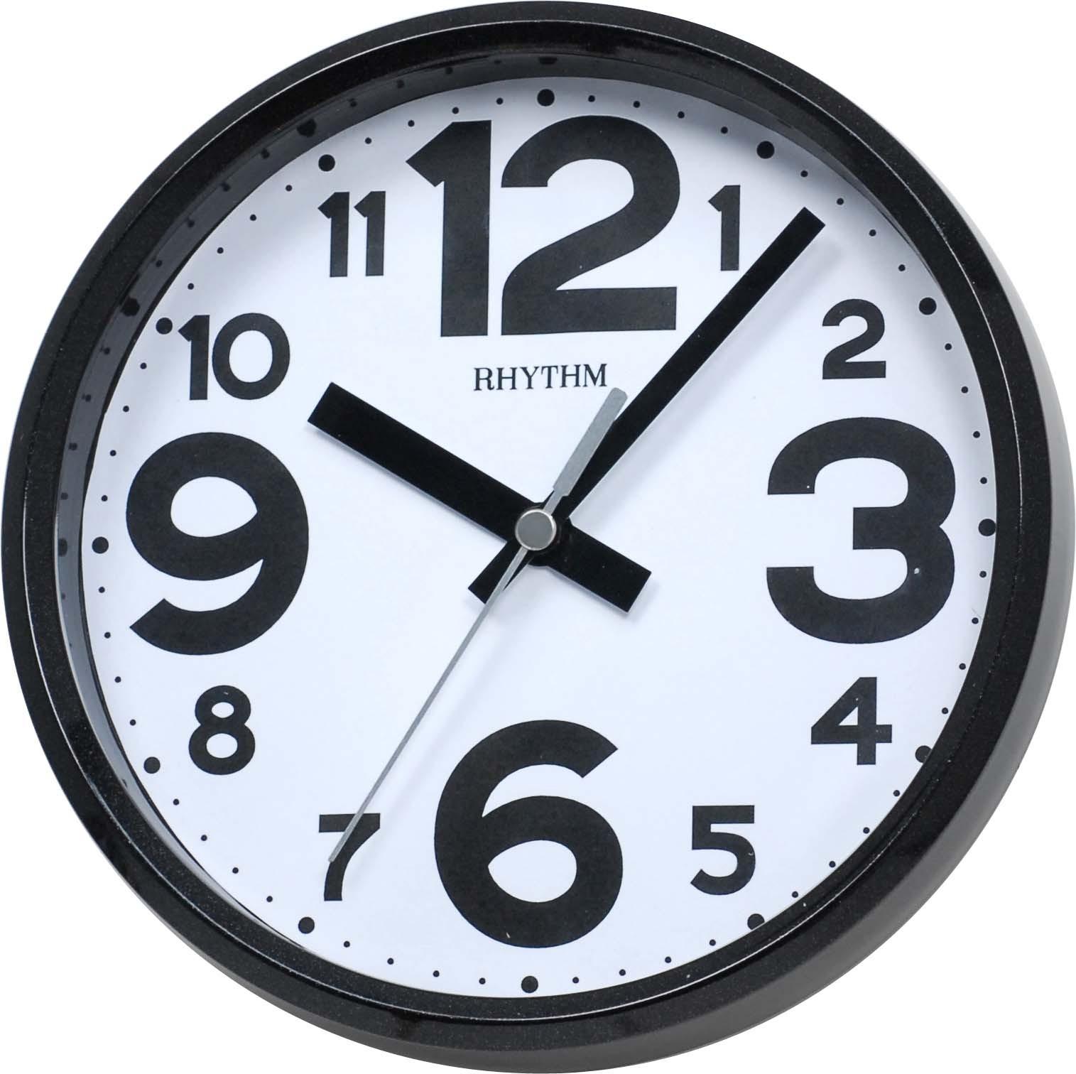 Настенные часы Rhythm CMG890GR02