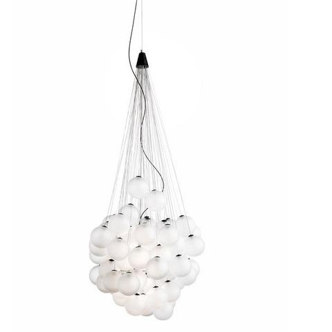 Подвесной светильник копия Stochastic by Luceplan (белый)