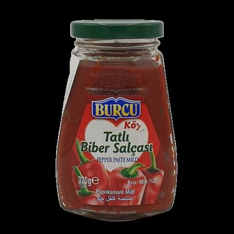 Паста из сладкого перца BURCU, 320 гр