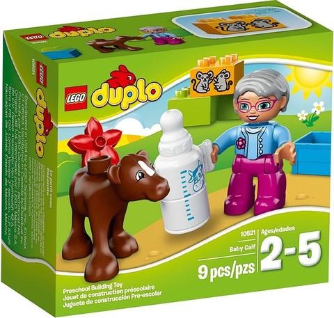 LEGO Duplo: Телёнок 10521 — Baby Calf — Лего Дупло