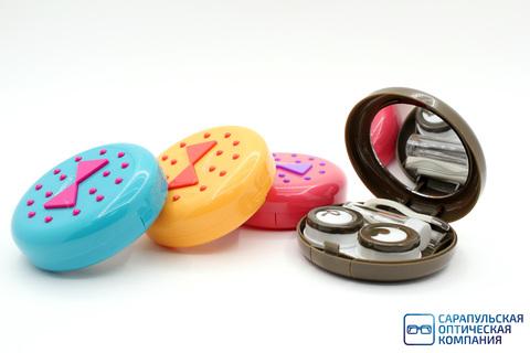Набор дорожный для мягких контактных линз EYE KAN А-8097