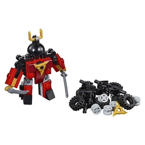 LEGO Ninjago: Самурай Икс 30533 — Sam-X — Лего Ниндзяго