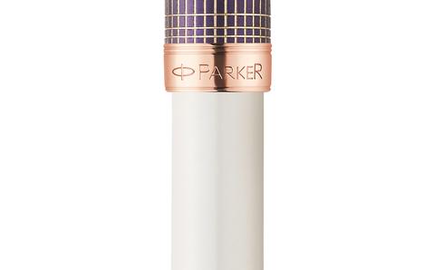 *Перьевая ручка Sonnet Special Edition Contort Purple Cisele, перо F123