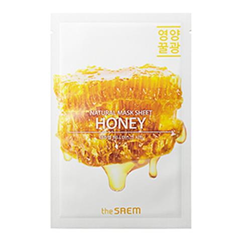 the Saem Natural Honey Mask Sheet