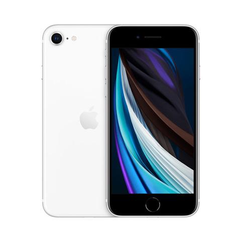 iPhone SE (2020), 64 ГБ, белый