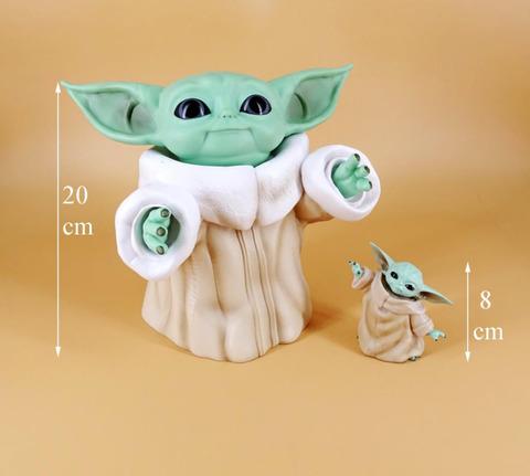 Фигурка Дитя (Малыш Йода)  Baby Yoda, 20 см