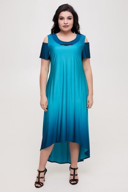 Сукня Ліза (Лиза) (  бірюза )