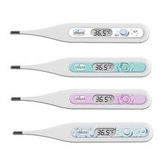 Chicco. Термометр цифровой Digi Baby 0+, с рисунком