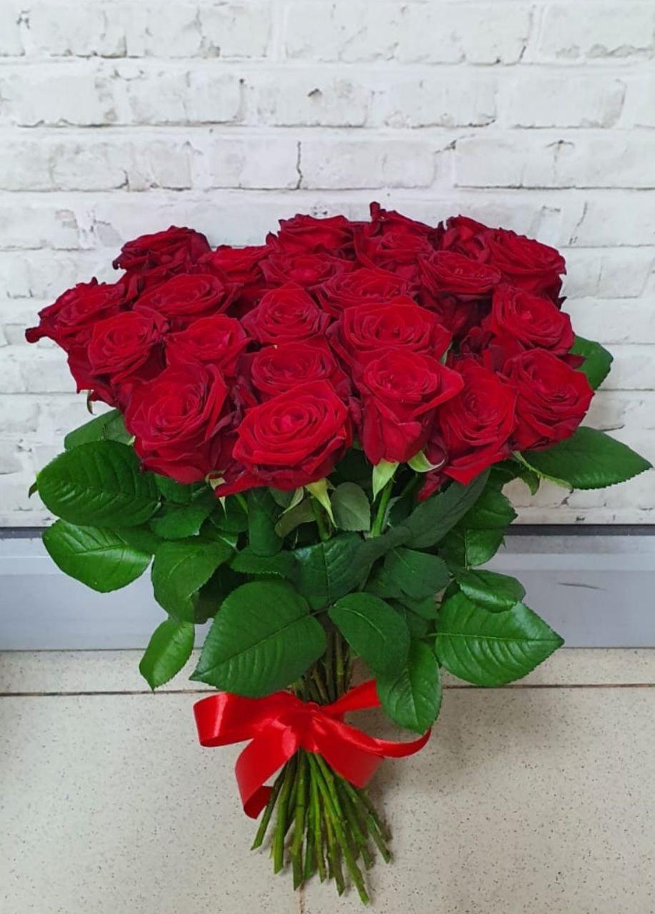 Букет красная Роза (Б-99)