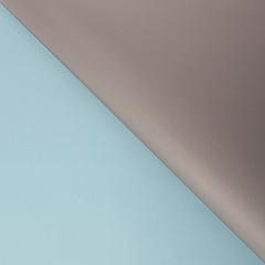 Пленка для цветов матовая двухсторонняя, Серая / Синяя, 60*60 см, 10 листов, 1 уп.