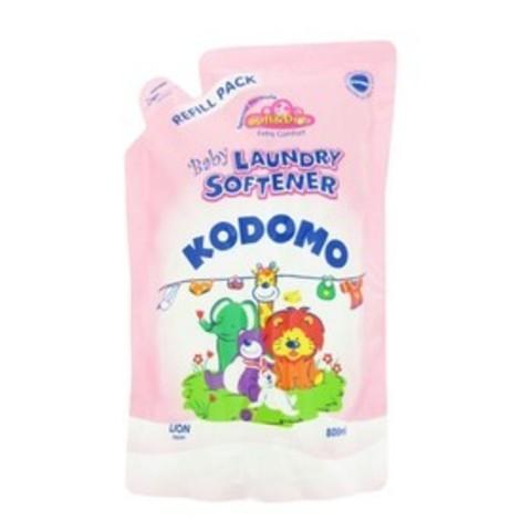 Кондиционер для детского белья Lion Kodomo 800 мл (мяг. упак.)