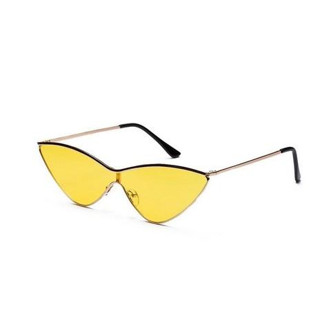 Солнцезащитные очки 1812001s Желтый - фото