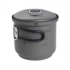 Набор для приготовления пищи Esbit CS585NS с горелкой, 0.585 л