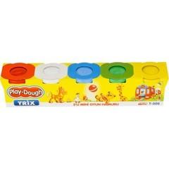 Plastilin Play Doh (5 rəng)