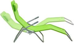 Шезлонг Gogarden Comfy Plus зеленый - 2