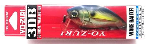 Воблер Yo-Zuri 3DB Wake Bait 70F / R1146-PSSH