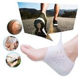 Полустельки для увеличения роста на 2 см для ношения под носками, 1 пара