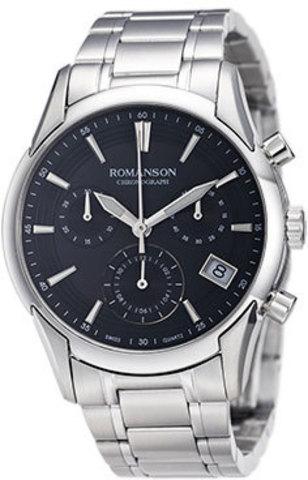 Наручные часы Romanson TM5A21HLW(BK)