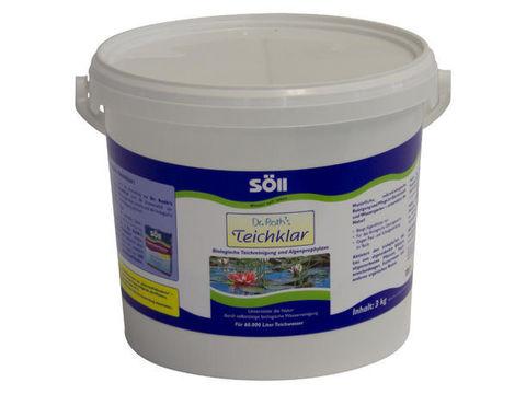 Teichklar 3 кг - Средство для осветления воды
