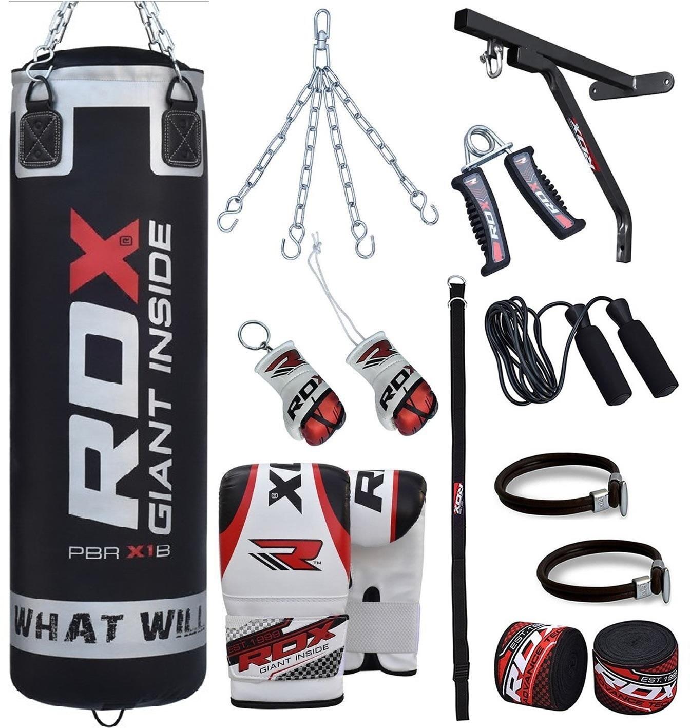 Груши Набор боксера RDX 17PC Punch Bag 5ft 1.jpg