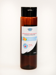 Антибактериальный лосьон для рук SPA №1 с цитрусовым ароматом 250 мл
