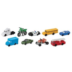 Игровой набор Транспорт на дороге, Safari Ltd.