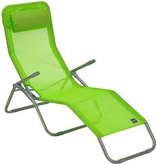 Шезлонг Gogarden Comfy Plus зеленый