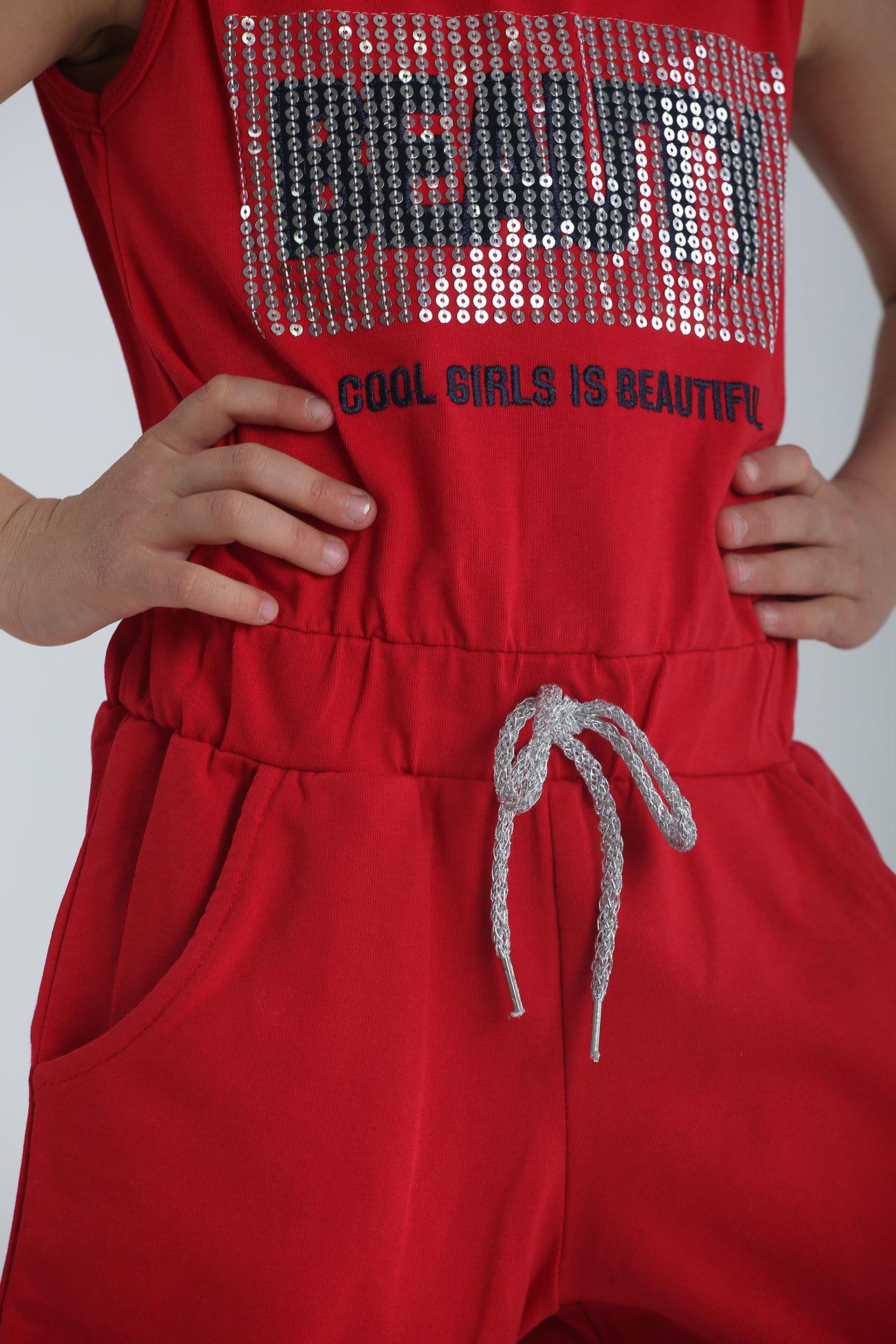 Комбинезон шорты Beauty Breeze Турция, 0742 (104-134)