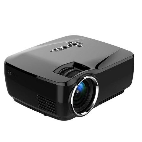 Мультимедийный проектор LED Simplebeamer GP70W с Wi-Fi Android (AV / VGA / SD / USB / HDMI)