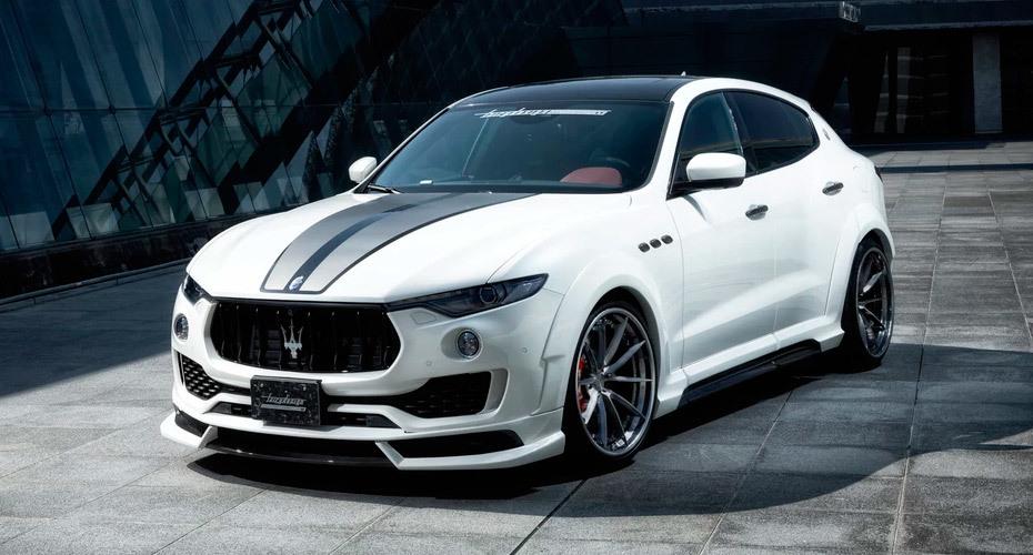 Обвес Fairy Design для Maserati Levante