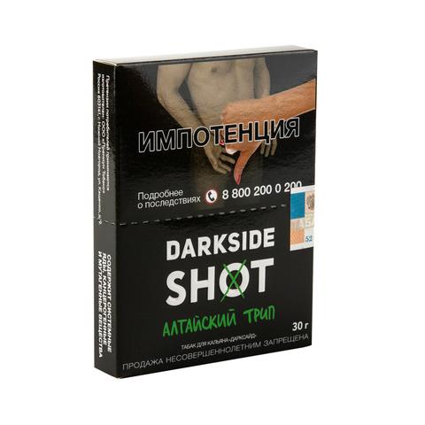 Табак DarkSide SHOT Алтайский трип (Хвоя Фейхоа Эвкалипт) 30 г