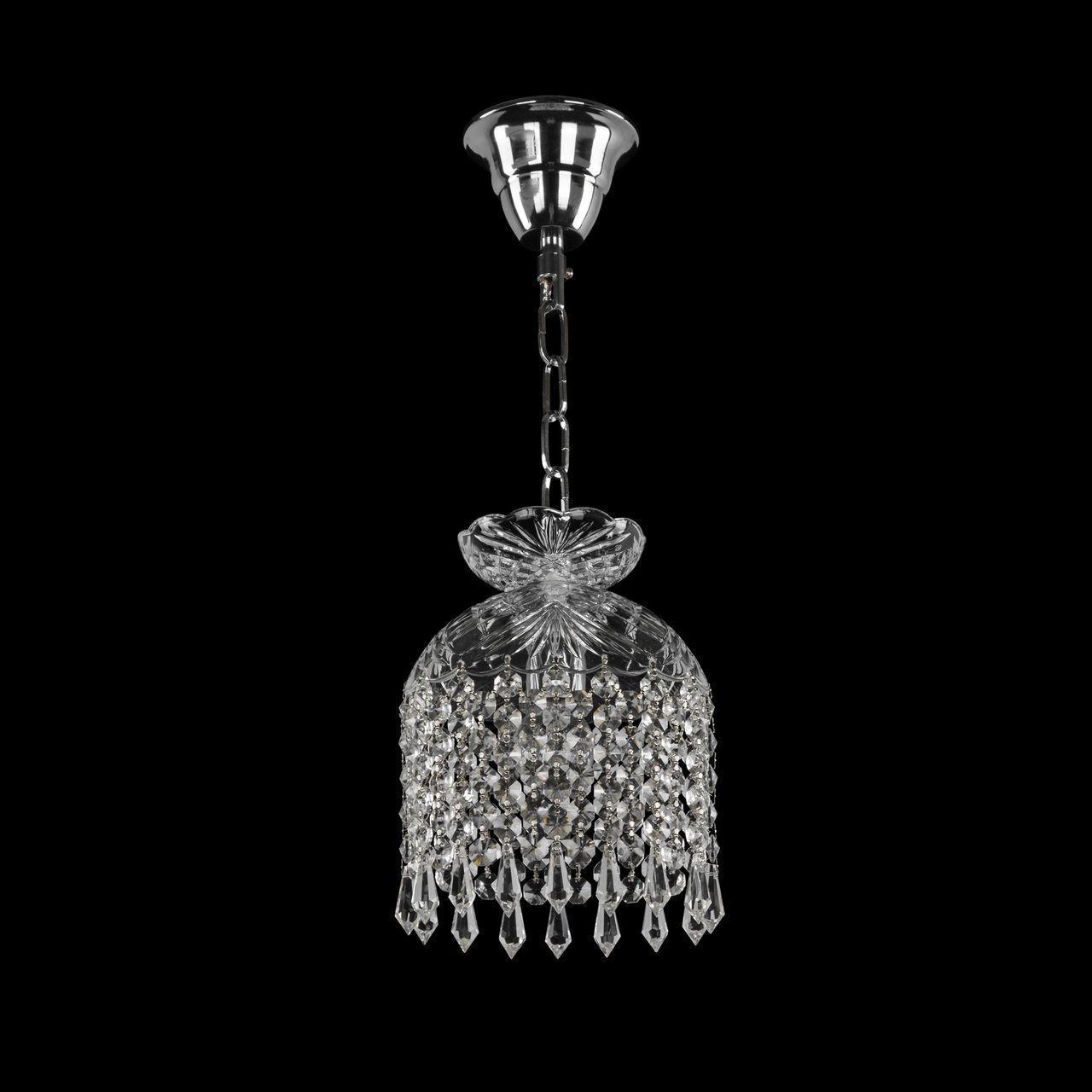 Подвесной светильник Bohemia Ivele 14783/16 Ni Drops