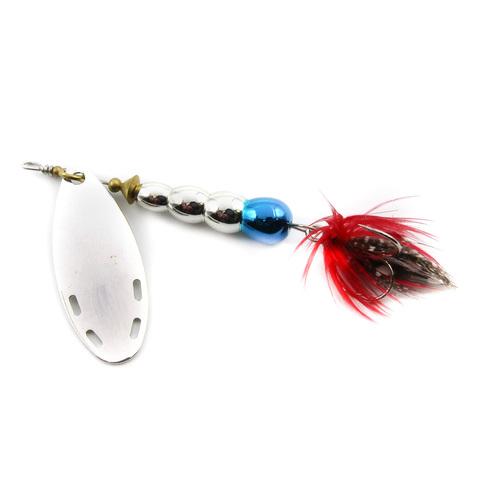 Блесна Extreme Fishing Certain Addiction №2 9g 05-S/FluoBlue/S
