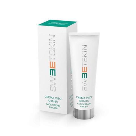SWEET SKIN | Крем для кожи 8% / Crema Viso AHA 8%, (50 мл)