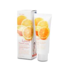 Увлажняющий крем для рук 3W Clinic с осветляющим экстрактом лимона 100 мл