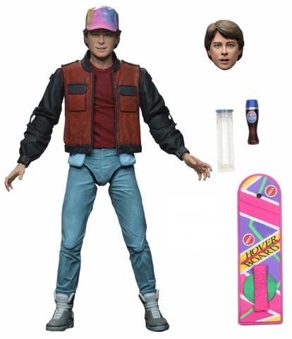 Фигурка NECA Back to the Future 2 - Marty McFly (18 см)