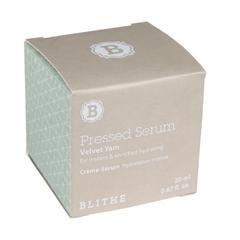 Спрессованная сыворотка-крем увлажняющая Blithe Velvet Yam, 50 ml