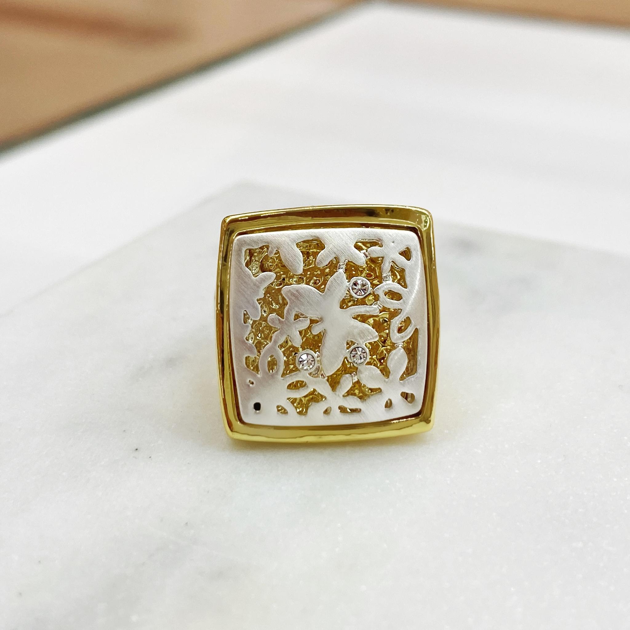 Кольцо Vi Бабочки
