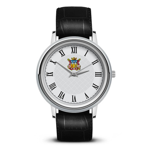 Сувенирные наручные часы с надписью Петропавловск камчатский