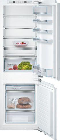 Встраиваемый двухкамерный холодильник Bosch KIS86AF20R