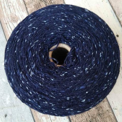 Твид ALPES ALPATWEED 420 темно-синий