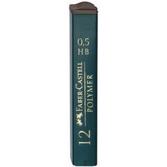 Стержни микрографические Faber-Castell Polymer 521500 0.5 мм (12 грифелей)