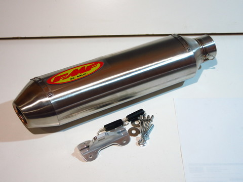 Глушитель FMF 61мм