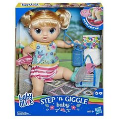 Интерактивная кукла Baby Alive