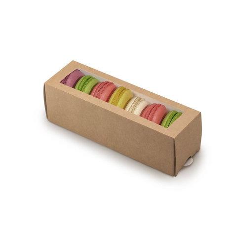 Коробка - пенал, крафт, 180х55х55 мм