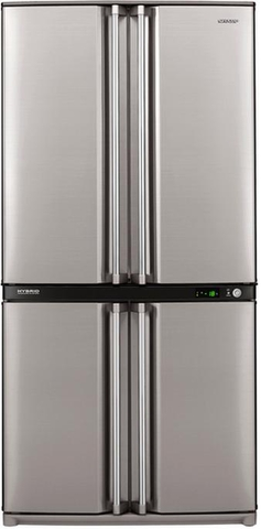Холодильник side-by-side Sharp SJ-F95 STSL