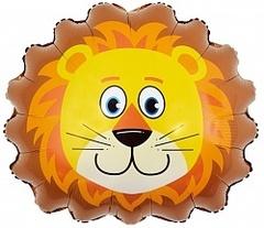 К Фигура, Большая голова Льва, 29''/74см.