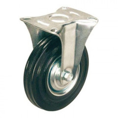 Колесо для тележки FC 160 неповоротное 160 мм