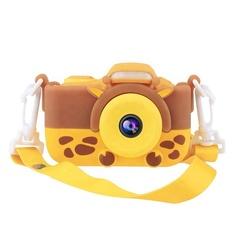 Фотоаппарат детский с вспышкой SmileZoom Жираф 24 Мп